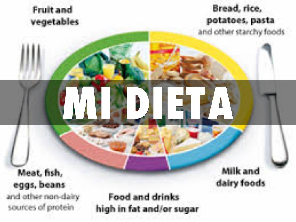 mi dieta