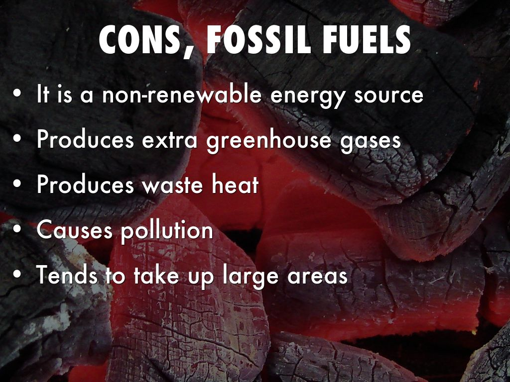Pros And Cons Of Fossil Fuels >> Energy Sources River By Riv062