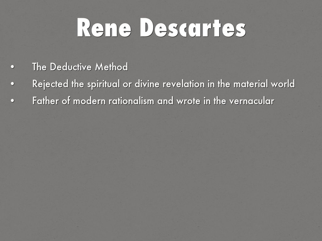 an in depth look at rene descartes analytic geometry Descartes is acknowledged to be the founder of modern mathematics, through his invention of analytical geometry and this volume charts descartes' role in bringing a unity into algebra and geometry and the development of mathematics into a discipline which could be properly analysed.