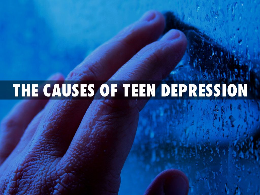 teenage depression essays