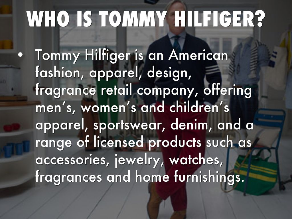 Tommy Hilfiger By Taylor Knox