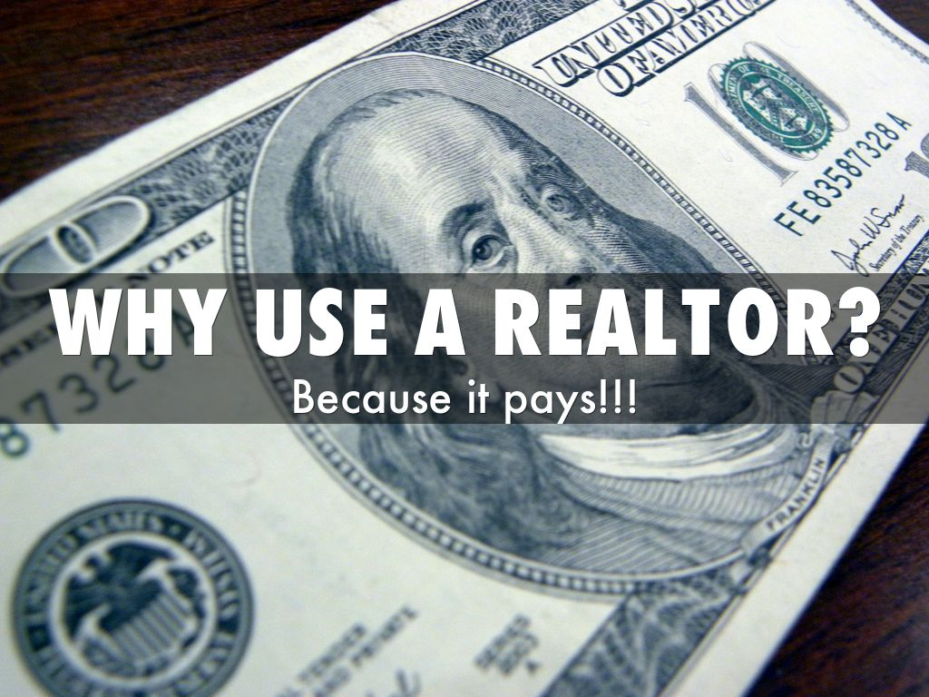 Why Use A Realtor By Connor Macivor