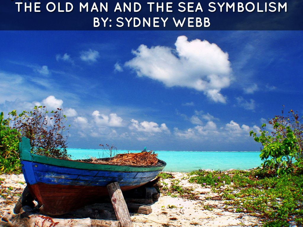 Sea by sydney webb the old man and the sea symbolism buycottarizona Gallery