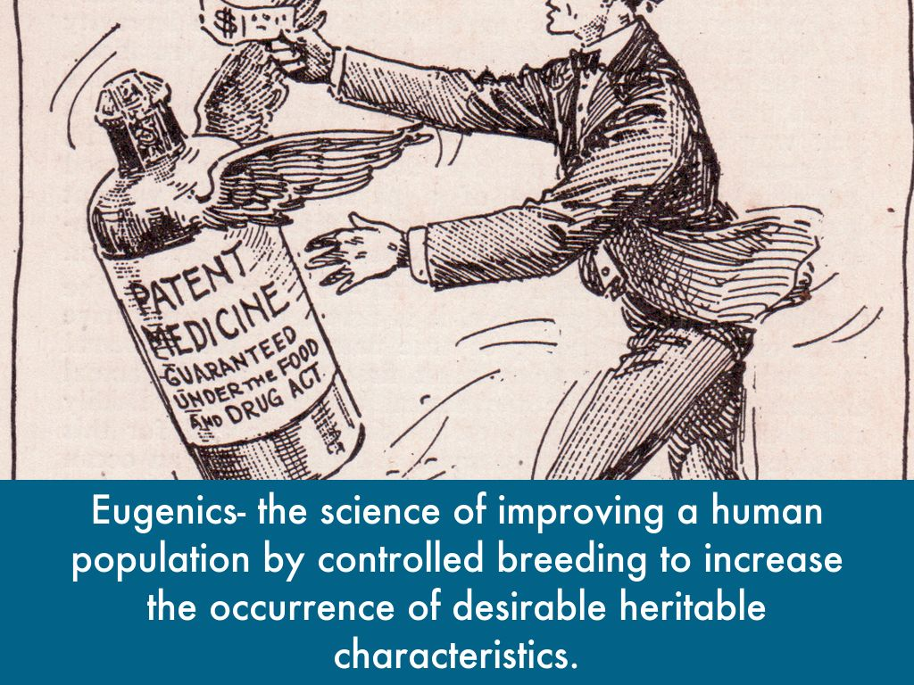 eugenics improving the human race Eugenics in the united states  and practices which aims at improving the genetic quality of the human population  by the state: eugenics, race,.