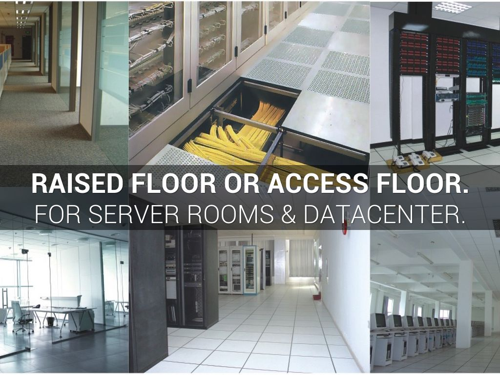 Raised floor or access floor by pramod khedekar raised floor or access floor for server rooms datacenter dailygadgetfo Choice Image