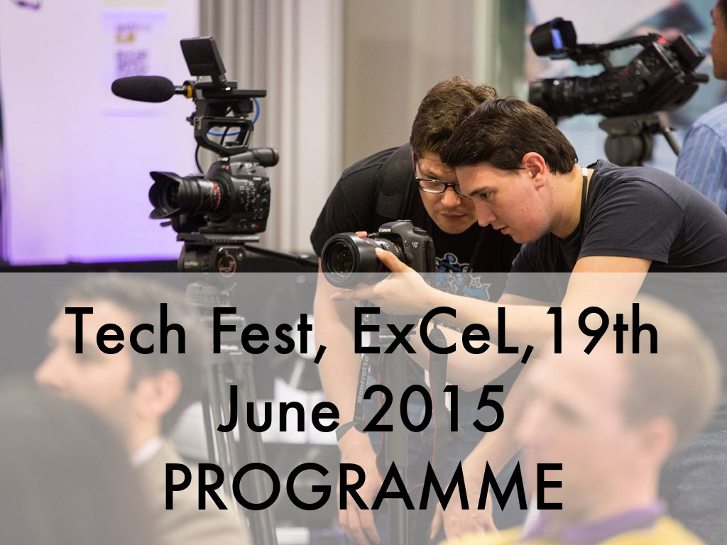 Fears and Barriers at Tech Fest 2015