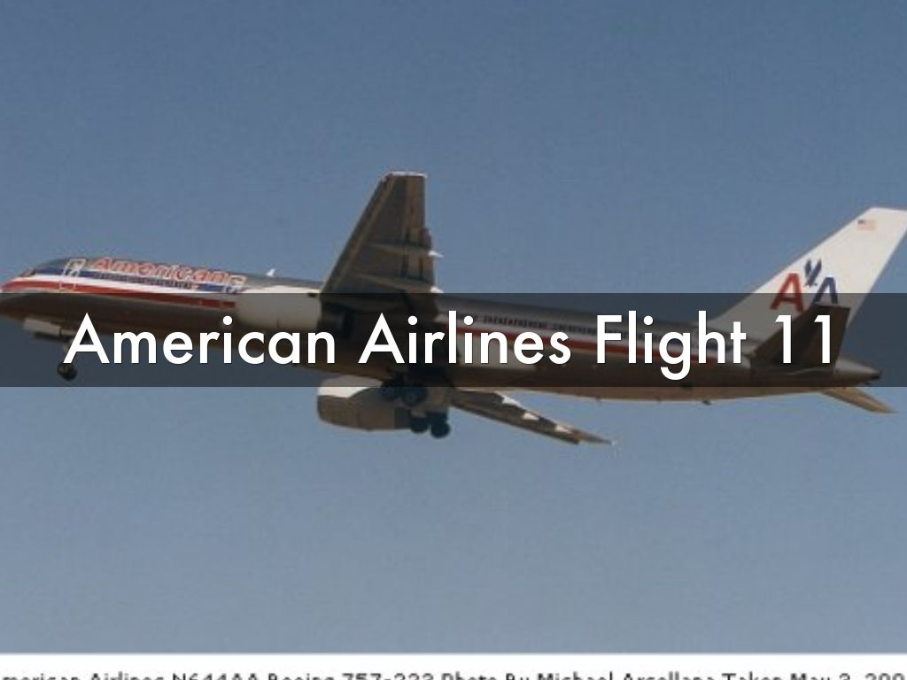 American Airlines flight crams its only 11 passengers into ... |American Airlines Flight 11 Passengers