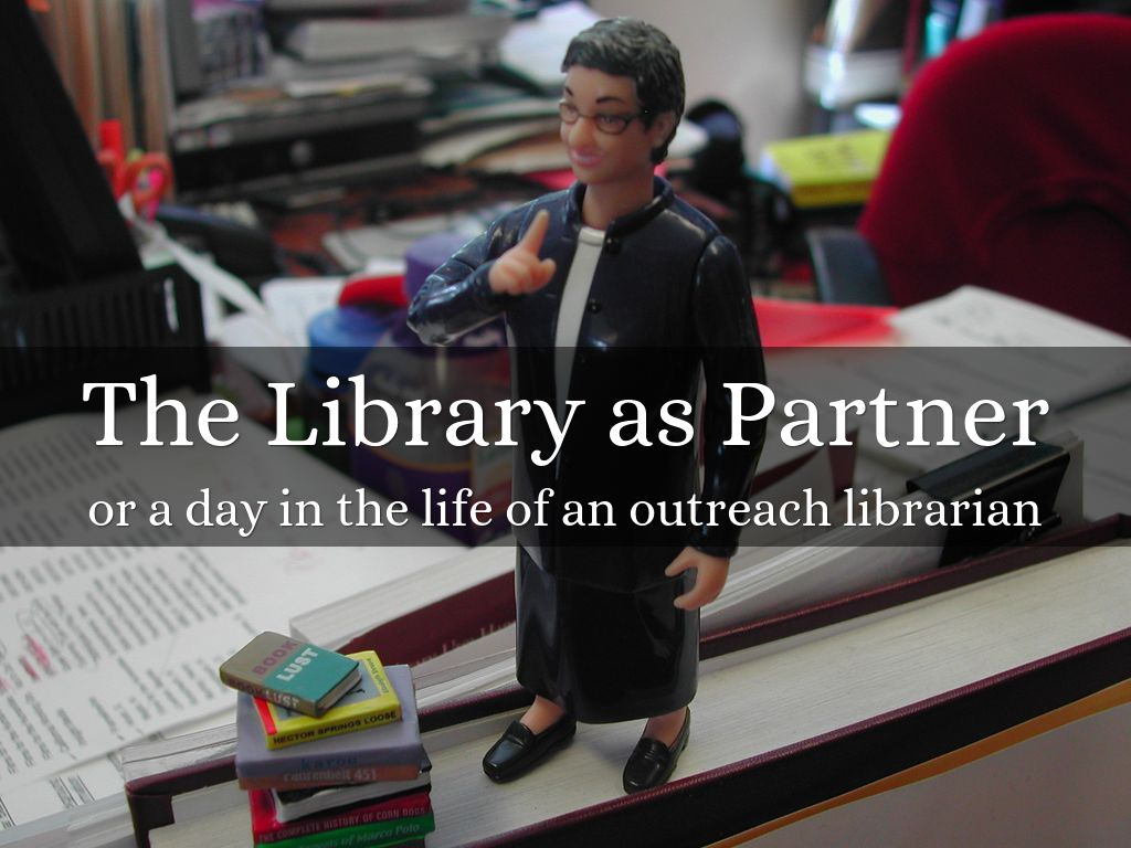 The Library as Partner