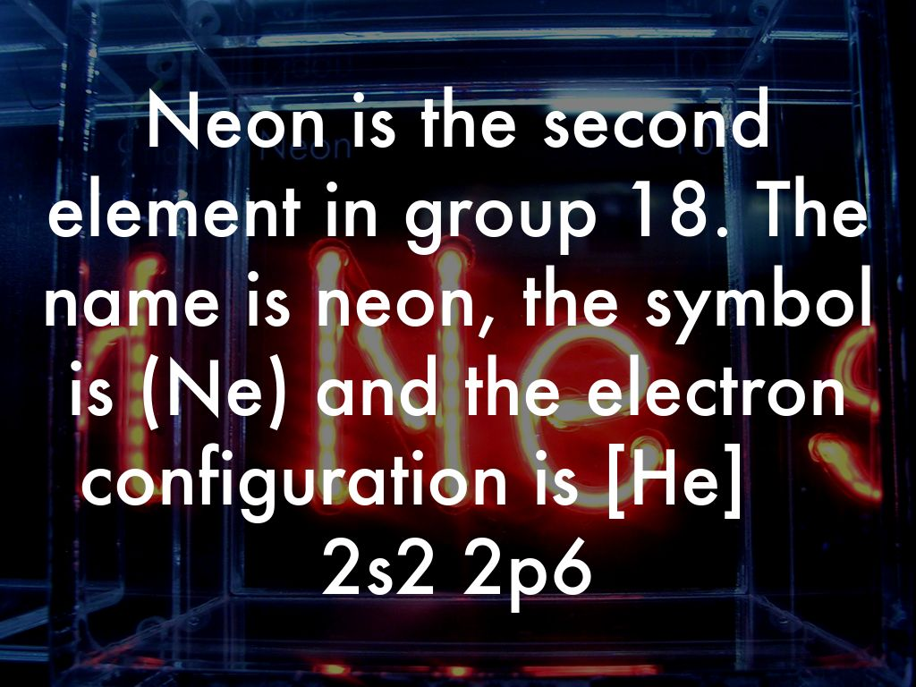 Noble gases by araceli melgoza helium is one of the elements in group 18 the name is helium the symbol is he and the electron configuration is 1s2 buycottarizona Images