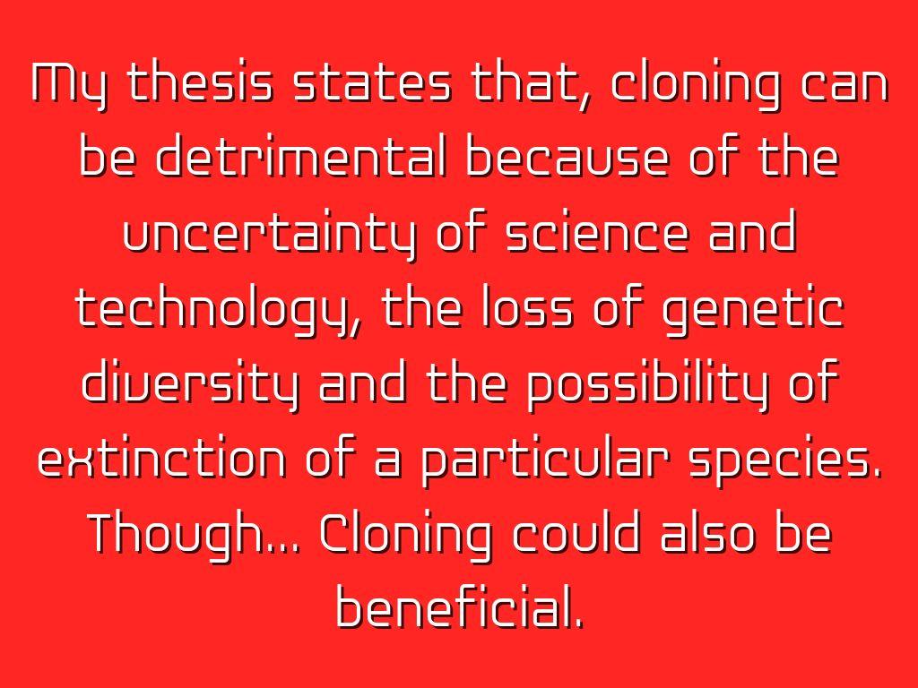 Human cloning developments raise hopes for new treatments