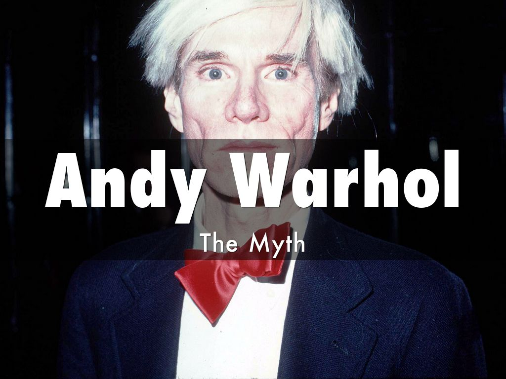 Andy Warhol By Little Foul O8