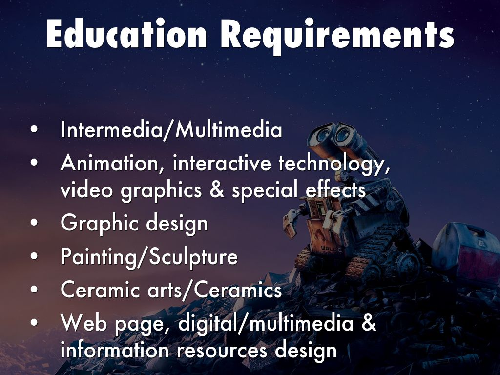 Multimedia Artist Animator By Agrable7