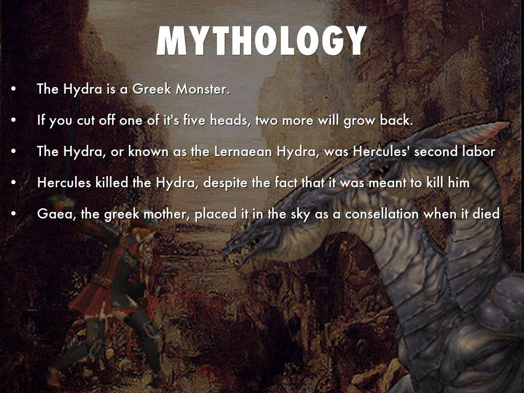 lernaean hydra facts