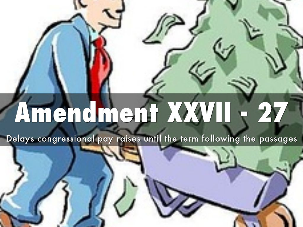 27 amendment Amendment xi - passed by congress march 4, 1794ratified february 7, 1795 note: article iii, section 2, of the constitution was modified by amendment 11 the judicial power of the united states shall not be construed to extend to any suit in law or equity, commenced or prosecuted against one of the united states by citizens of another.