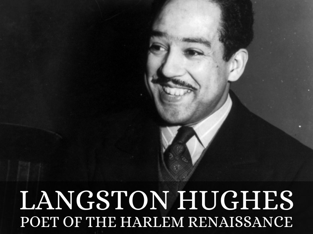 an analysis of the harlem renaissance and langston hughes Langston hughes: poems summary and analysis of that as much as langston hughes loved and explored harlem ended the renaissance and harlem's residents.