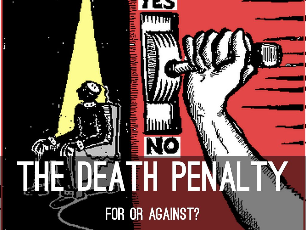 an argument against the practicing of the death penalty