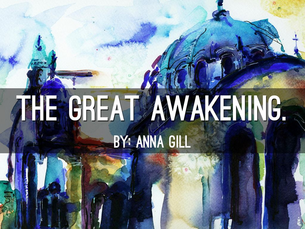 impacts of the great awakening The great awakening was the most significant cultural upheaval in colonial america the term refers to a series of religious revivals that began early in the eighteenth century and led, eventually, to the disestablishment of the church of england as the official church during the american revolution (1775-1783.