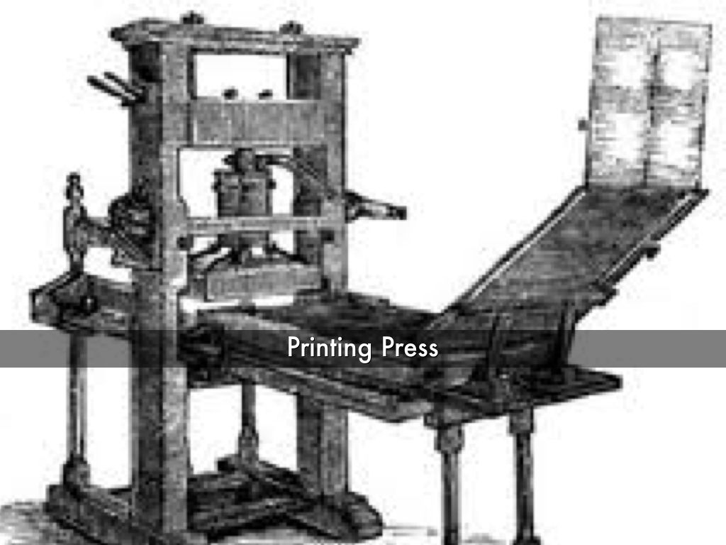 the printing press essay Unlike most editing & proofreading services, we edit for everything: grammar, spelling, punctuation, idea flow, sentence structure, & more get started now.