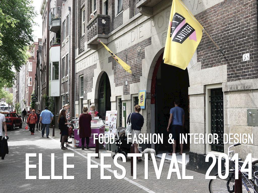 ELLE FESTIVAL 2014