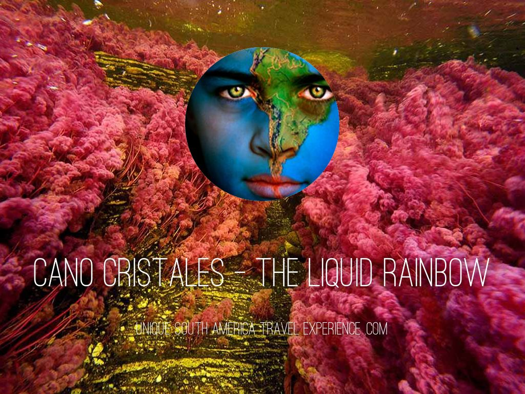 Cano Cristales - The Liquid Rainbow