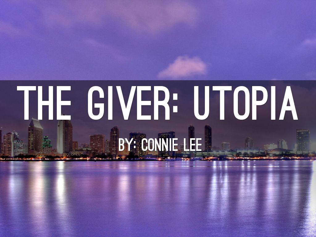 the giver utopia Category: lois lowry title: theme of utopia in the giver.