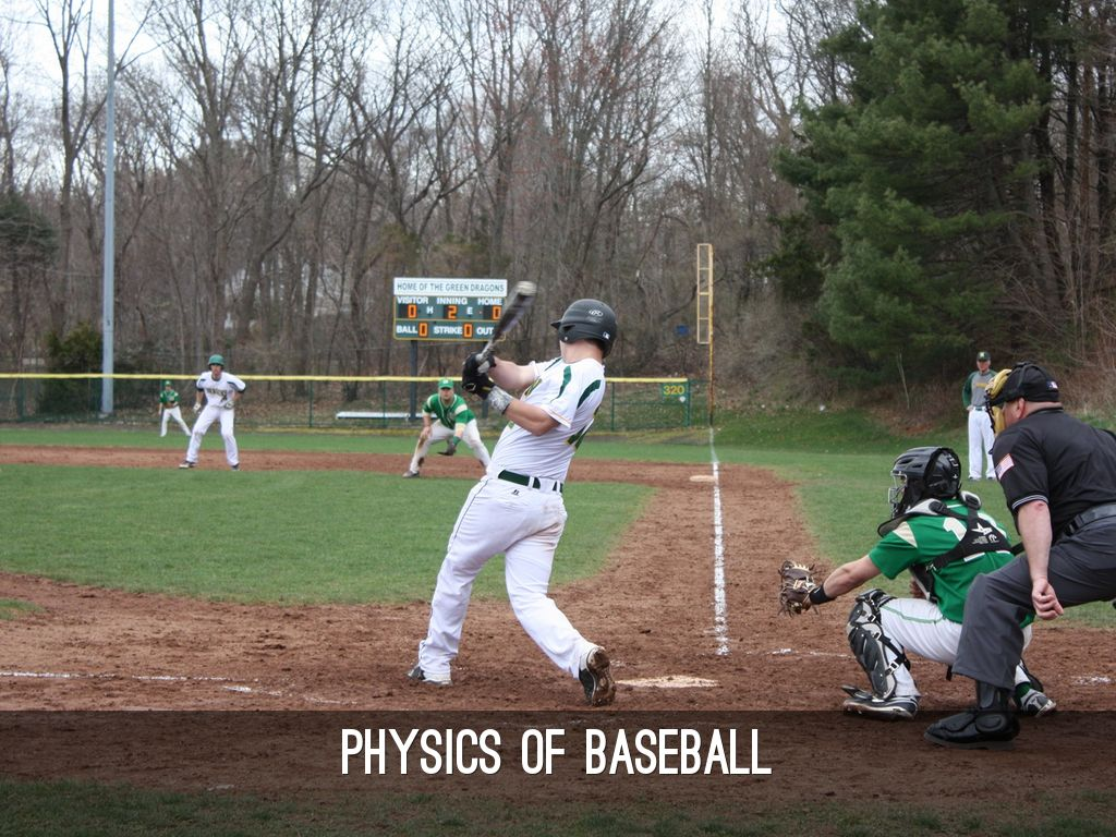 physics of baseball