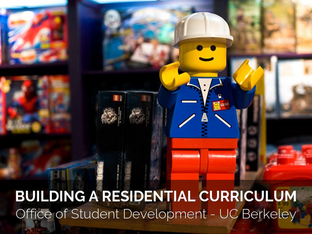 Residential Curriculum - UC Berkeley