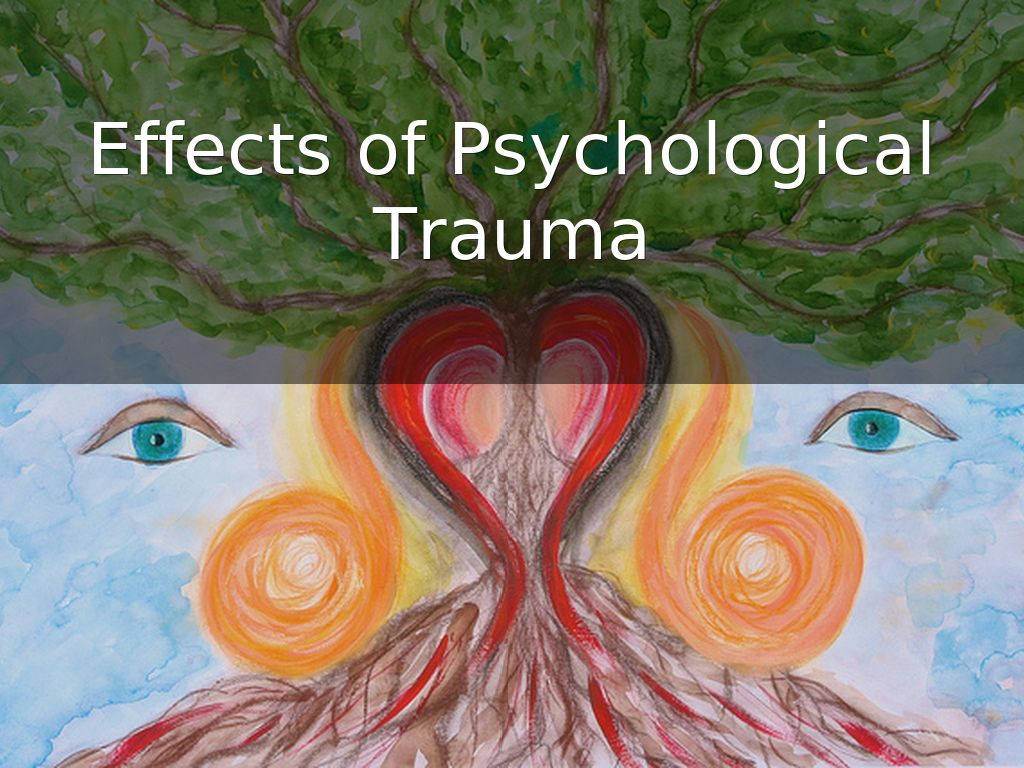 psychological trauma Trauma symptoms, causes and effects trauma is defined by the american psychological association (apa) as the emotional response someone has to an extremely negative event while trauma is a normal reaction to a horrible event, the effects can be so severe that they interfere with an individual's ability to live a normal life.