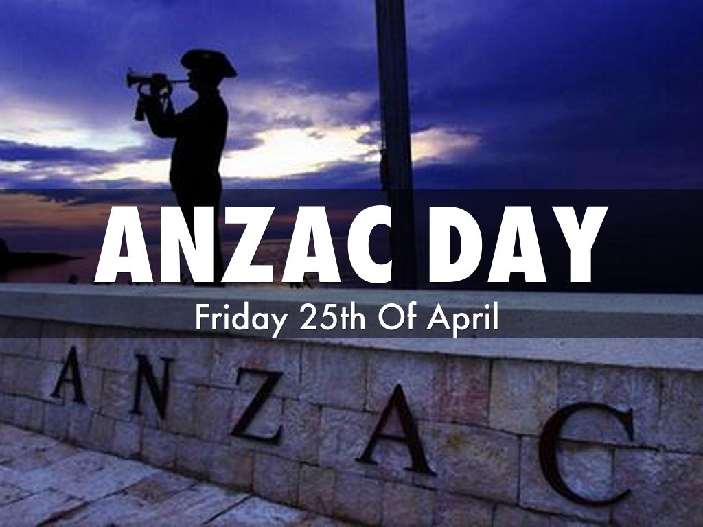 Anzac Day By Fraserd