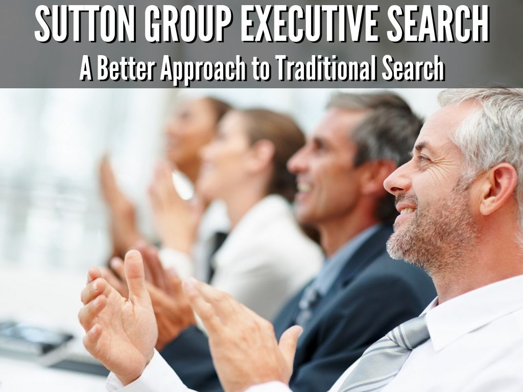 Sutton Group Executive Search
