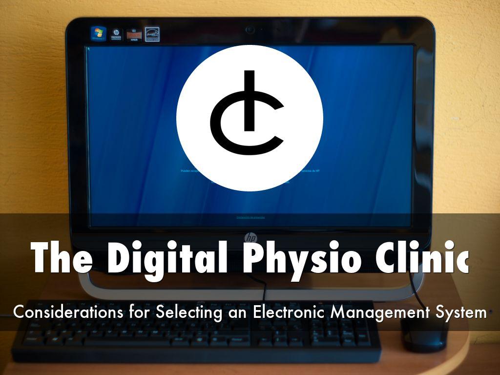The Digital Physio Clinic