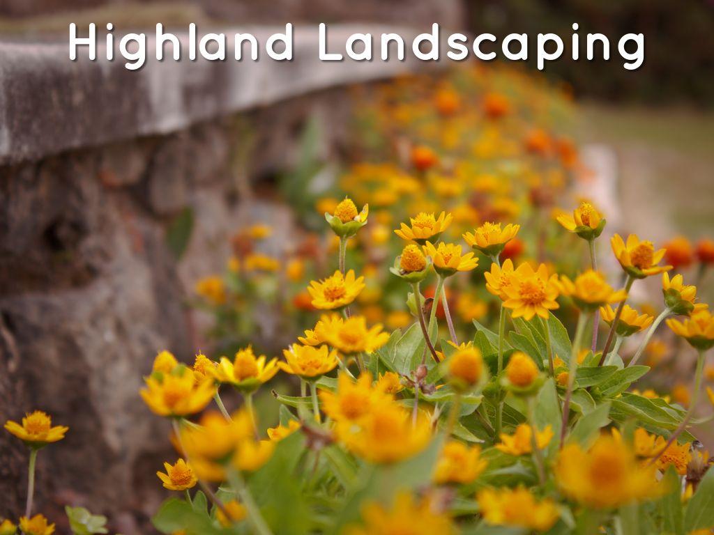 Highland Landscaping