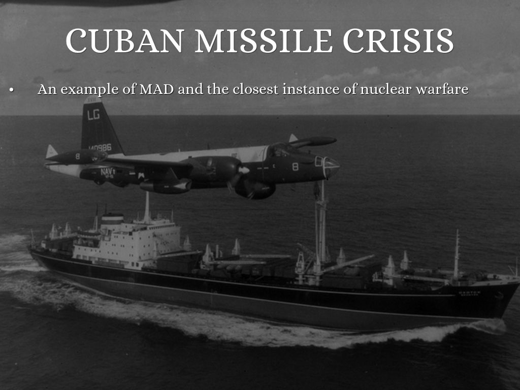 cuban missile crisis assignment This article is or was the subject of a wiki education foundation-supported course assignment 12 june 2012, talk:cuban missile crisis the cuban missile.