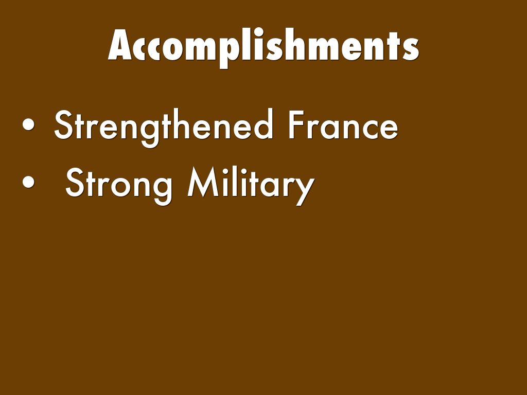 louis xiv of france accomplishments