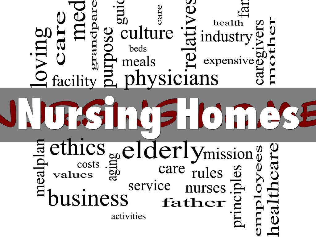 Nursing Homes by mysweetthing_taylor