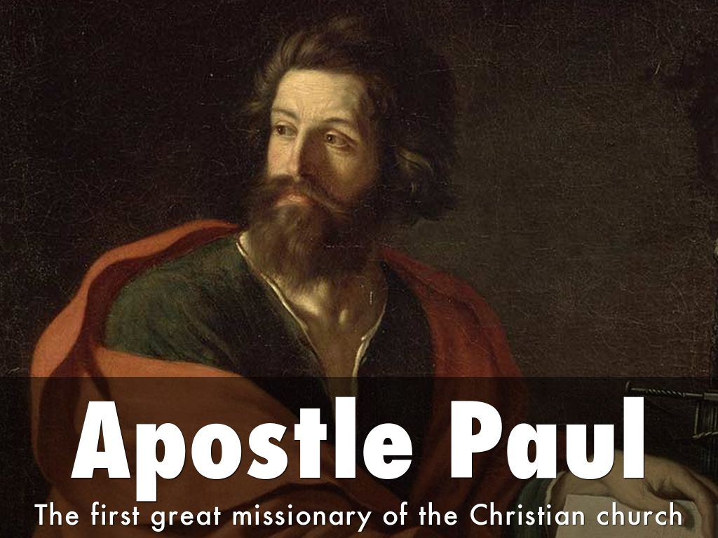 how christianity spread from the missions of apostle paul
