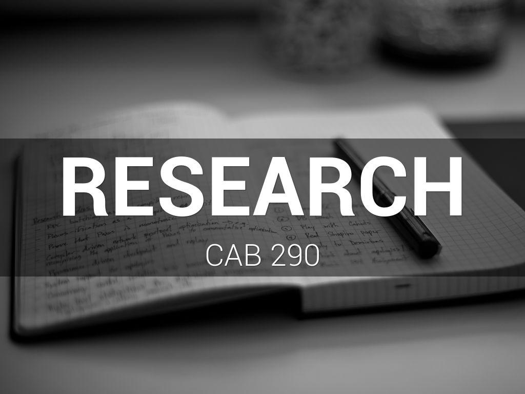 CAB290