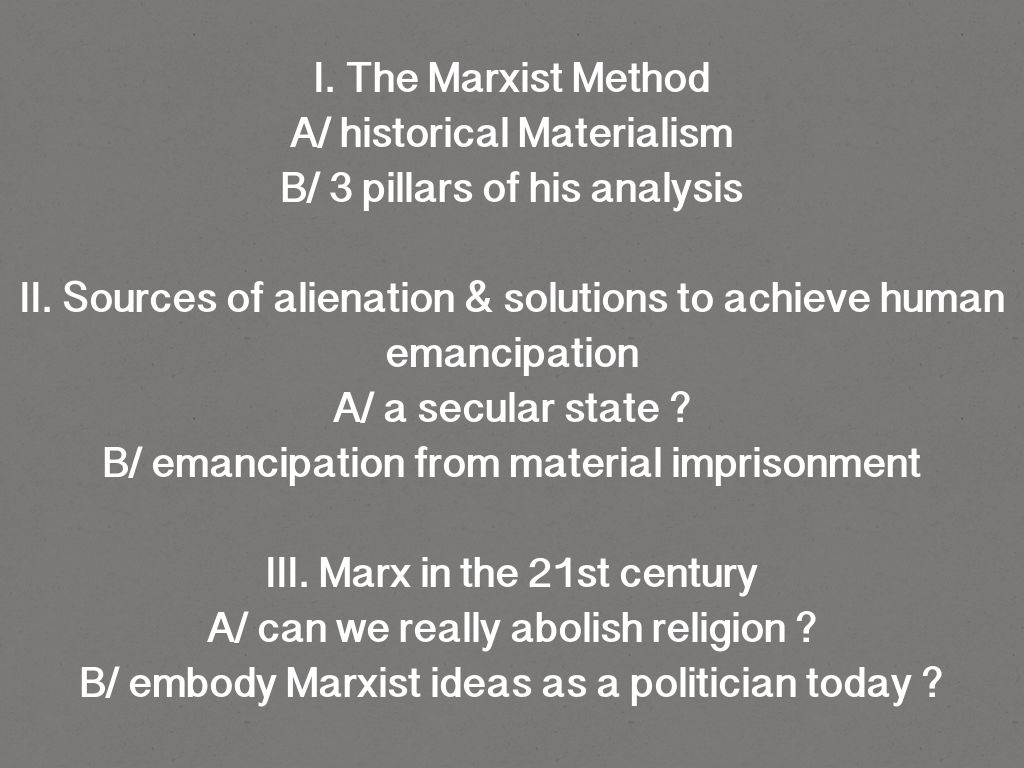 an analysis of historical materialism in the marxist ideology A landmark study that uncovers the fundamental problems in marxist theory  the crisis in historical materialism  powerful in its novel social analysis,.