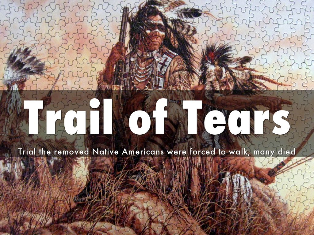 the removal of the native americans