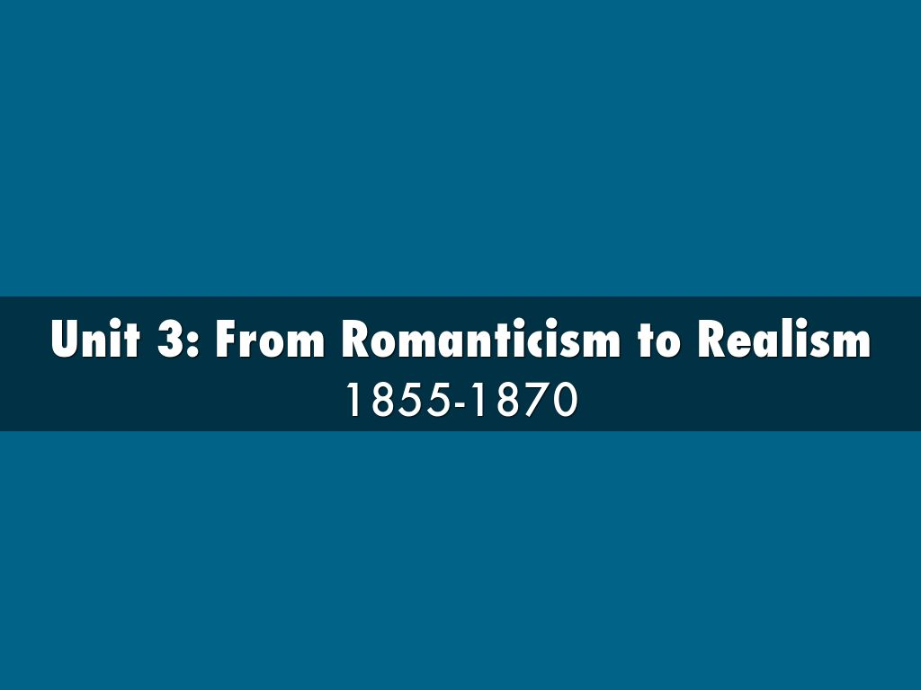 exploring realism and romanticism in the history of the american society Largest database of quality sample essays and research papers on romanticism and realism romanticism and realism romanticism history of american society.
