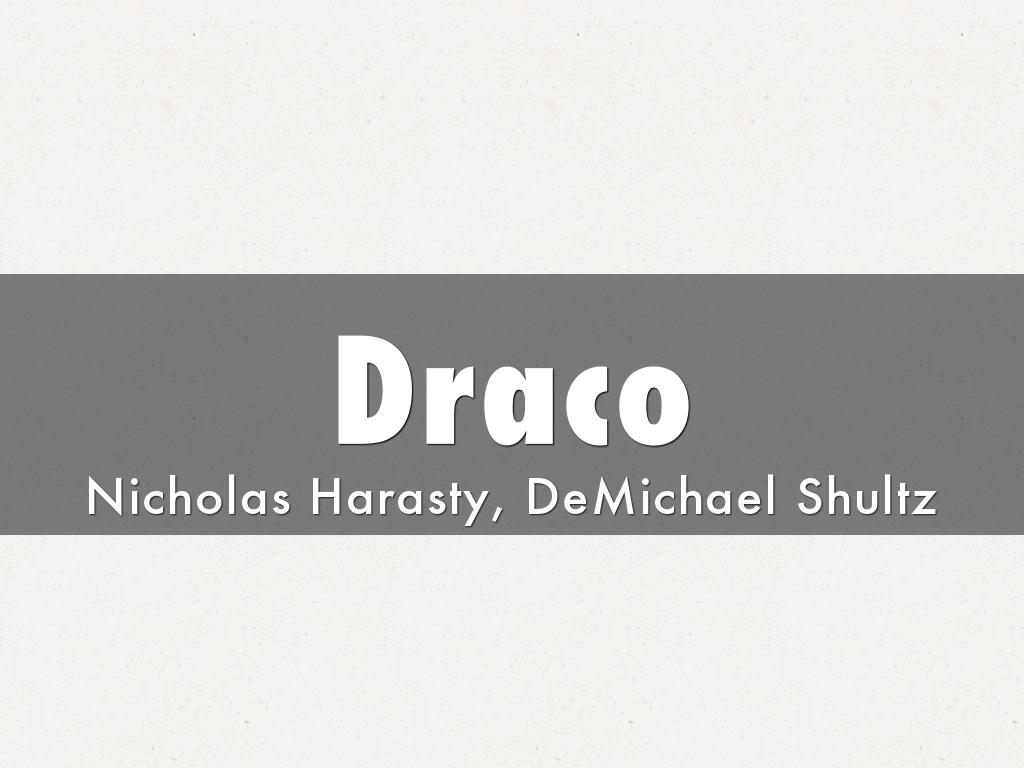 Draco by nickharasty