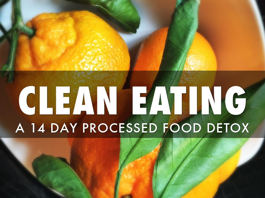 Clean Eating Detox