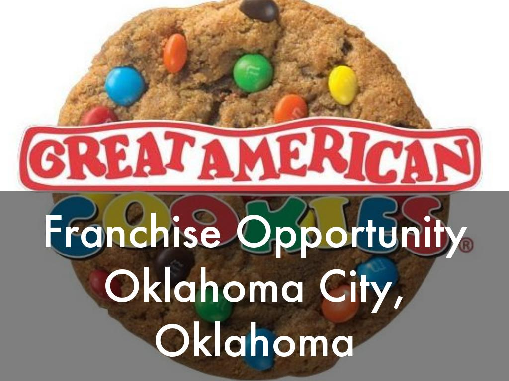 Great American Cookies Opportunity in Oklahoma City, Oklahoma!