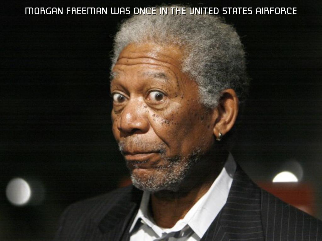 Morgan Freeman Reaport