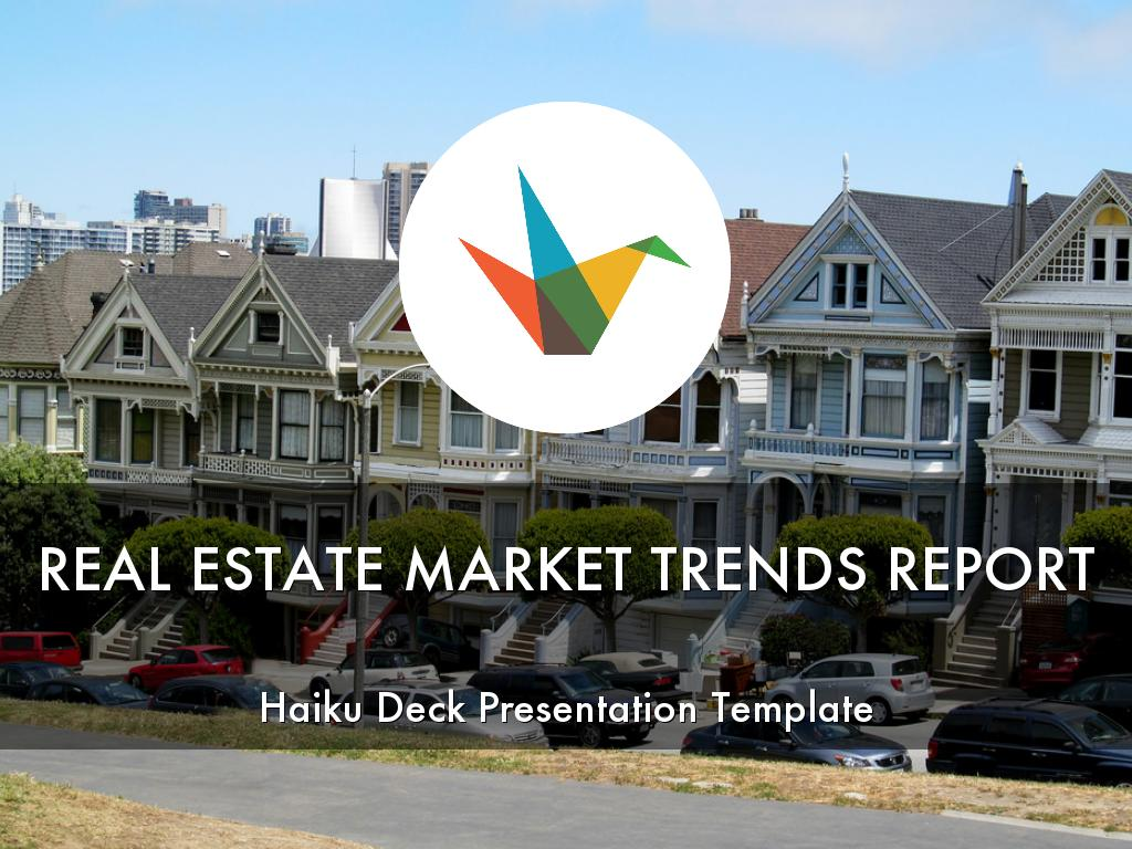 Copy Of Real Estate Listing Presentation Template By