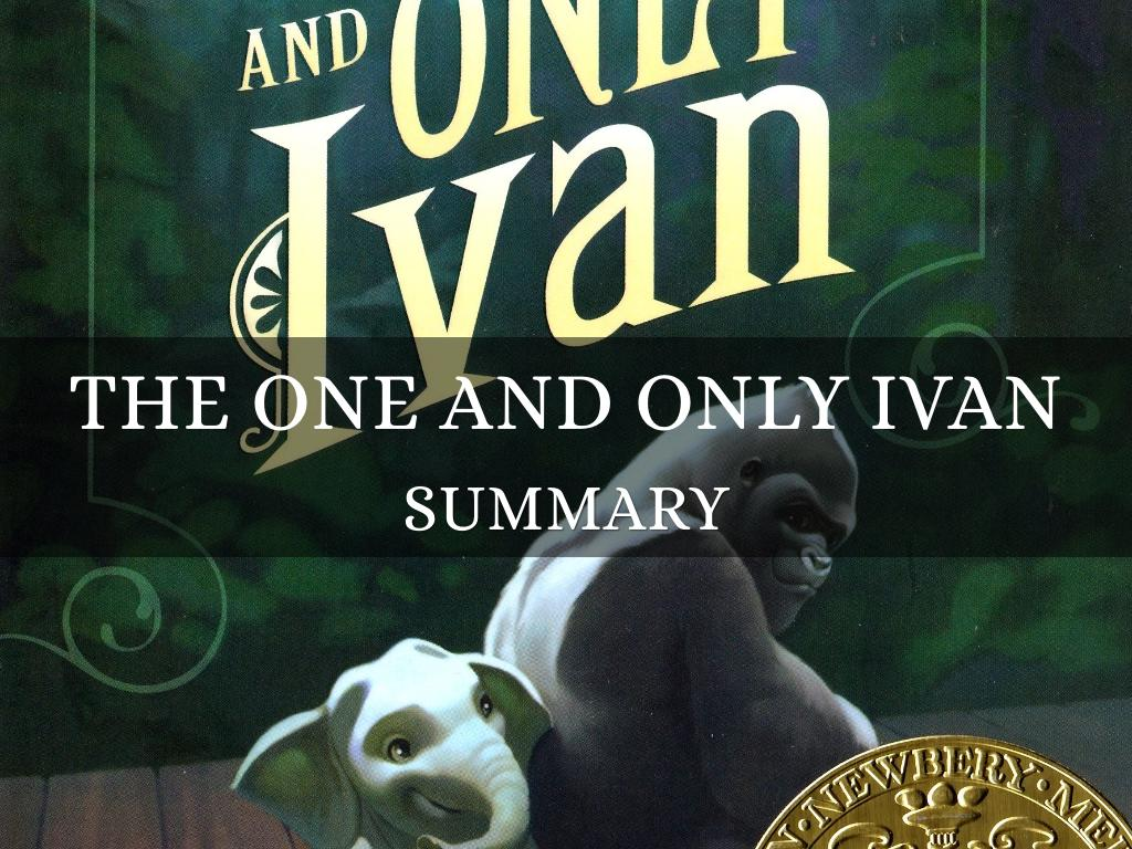 The One And Only Ivan By Sabryna Anderson