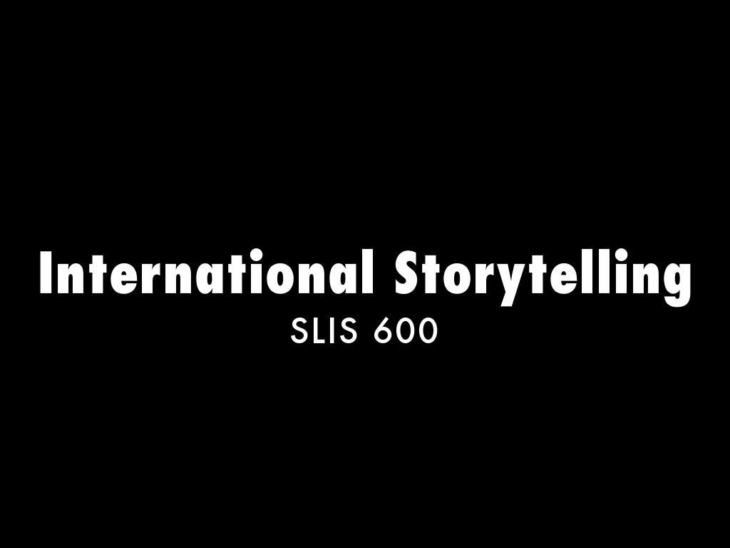 International Storytelling