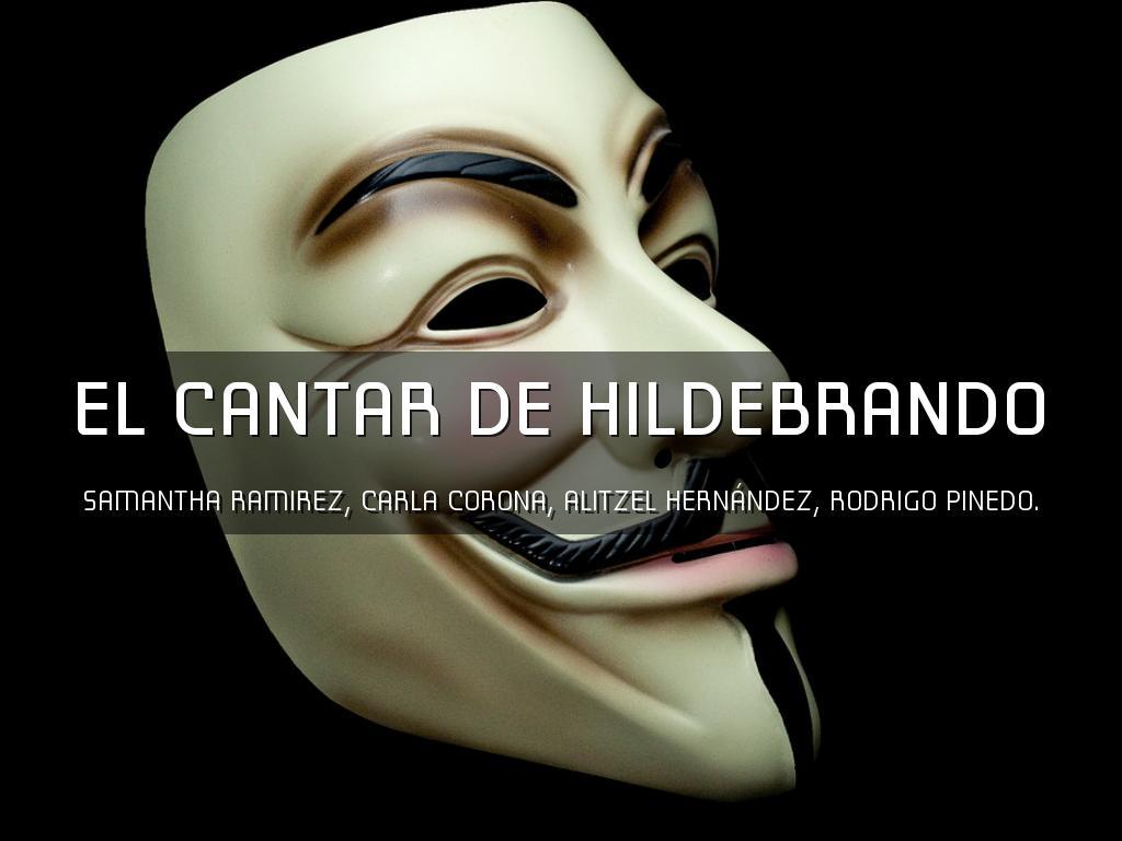Cantar de Hildebrando