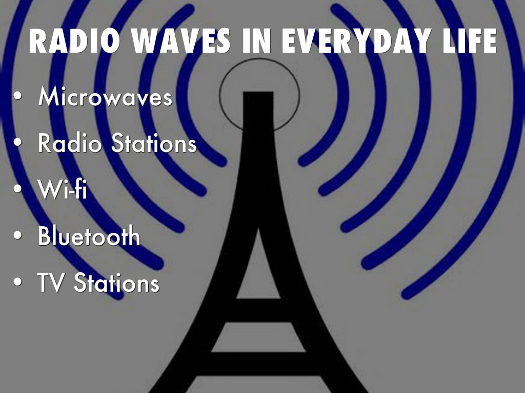 radio waves A telescope in australia recently detected a flood of radio waves, akin to the  waves that allow you to listen to the radio in your car, coming from.