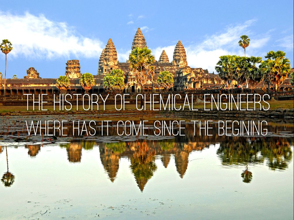 Chemical Engineer by justo2028